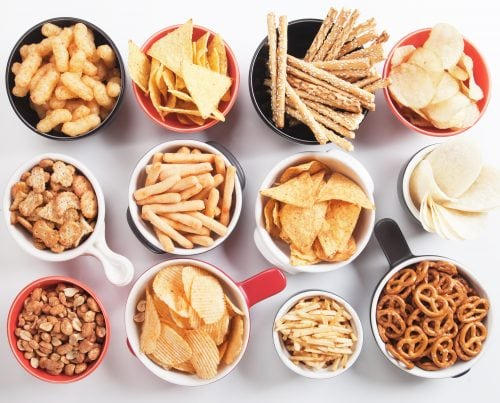 Healthy Snacks - Global Snacking Preferences